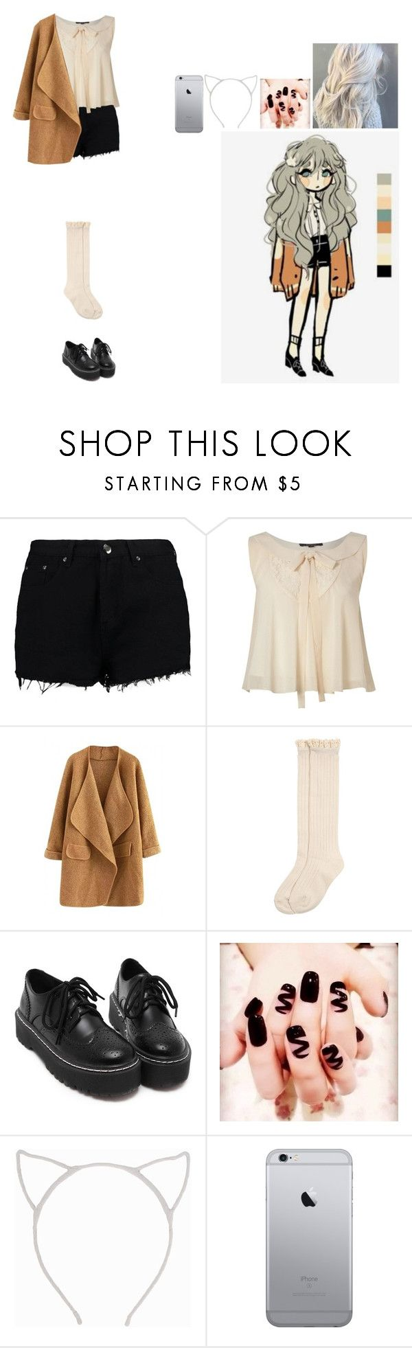 """Glumdrops"" by dreamity ❤ liked on Polyvore featuring Boohoo, Rare London, Monsoon and Pieces"