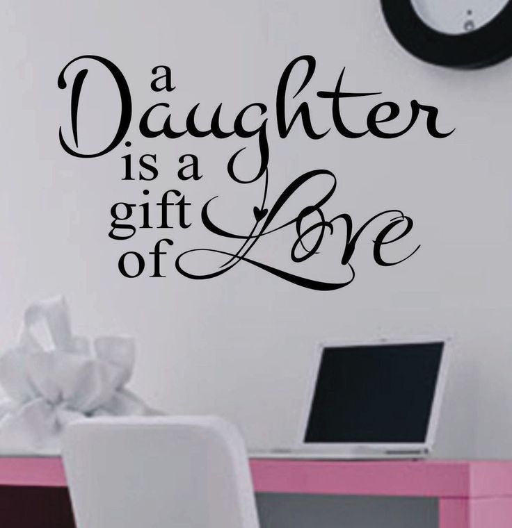 For Daughter Quotes: 25+ Best Beautiful Daughter Quotes On Pinterest