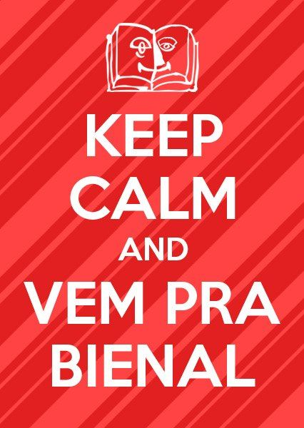 Stay calm and come to the Biennial!