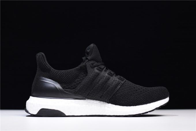 2018 Discount adidas Ultra Boost UB4.0 Hollow Black White