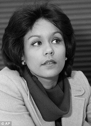 """A young Sue Simmons (NBC-TV NYC Anchor). The best in the business (and she is my favorite) local on-air talent. She'll be missed, but you can catch her in a funny cameo in a """"30 Rock"""" episode. You still rock, Sue!"""