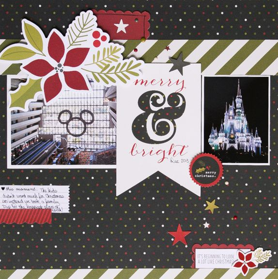 777 Best Scrapbooking-Christmas Layouts Images On