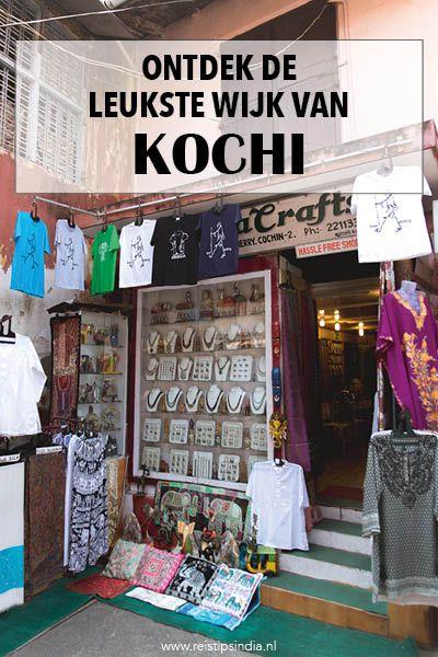 Wanneer je in Kochi bent, mag een bezoek aan Jew Town zeker niet ontbreken. In dit artikel lees je meer over Jew Town en waarom de wijk echt een aanrader is.