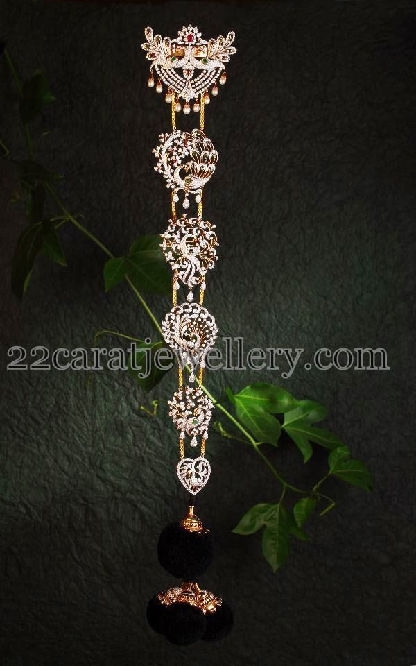 Jewellery Designs: Alluring Diamond Jada