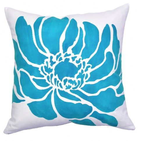 17 Best images about Anemone Blossom Paint-a-Pillow Kit on Pinterest Paint, Stenciling and ...