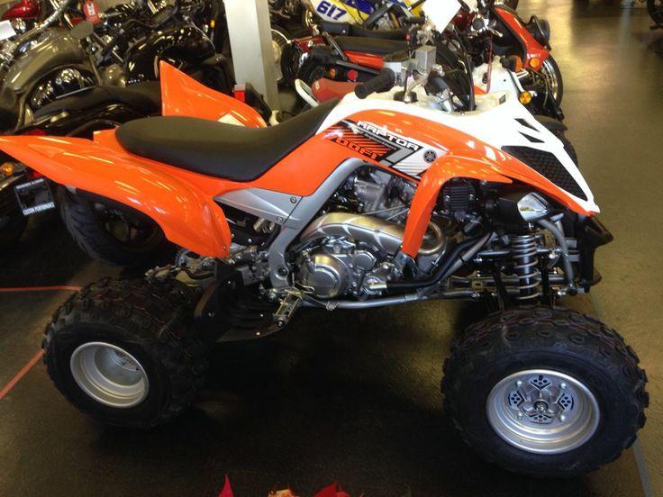 Yamaha 2014 Raptor 700 Custom Performance 2014 Raptor