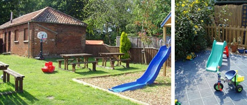 Children's Play Area This also part of your design if you are #planing to have children playing in your garden.