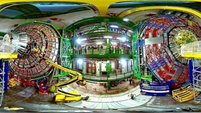 #LHC 'heart transplant' is first major upgrade