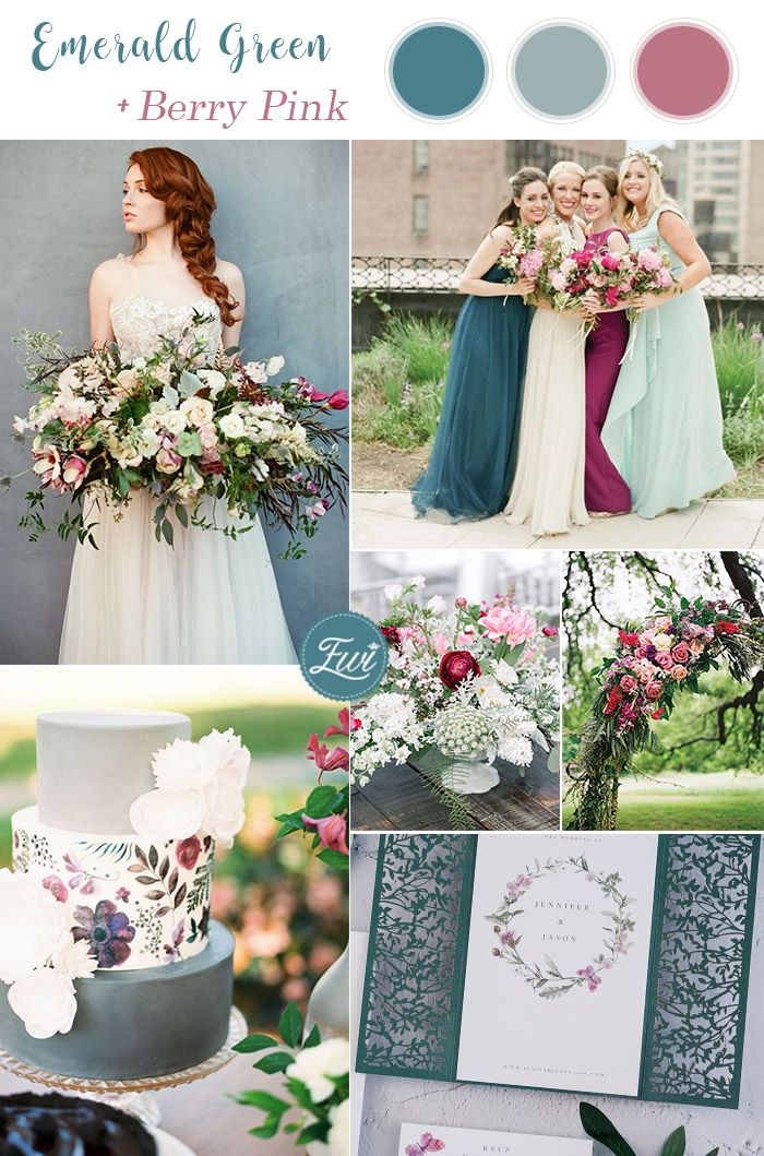 10 Best Winter Wedding Color Palettes For 2019 2020 Wedding