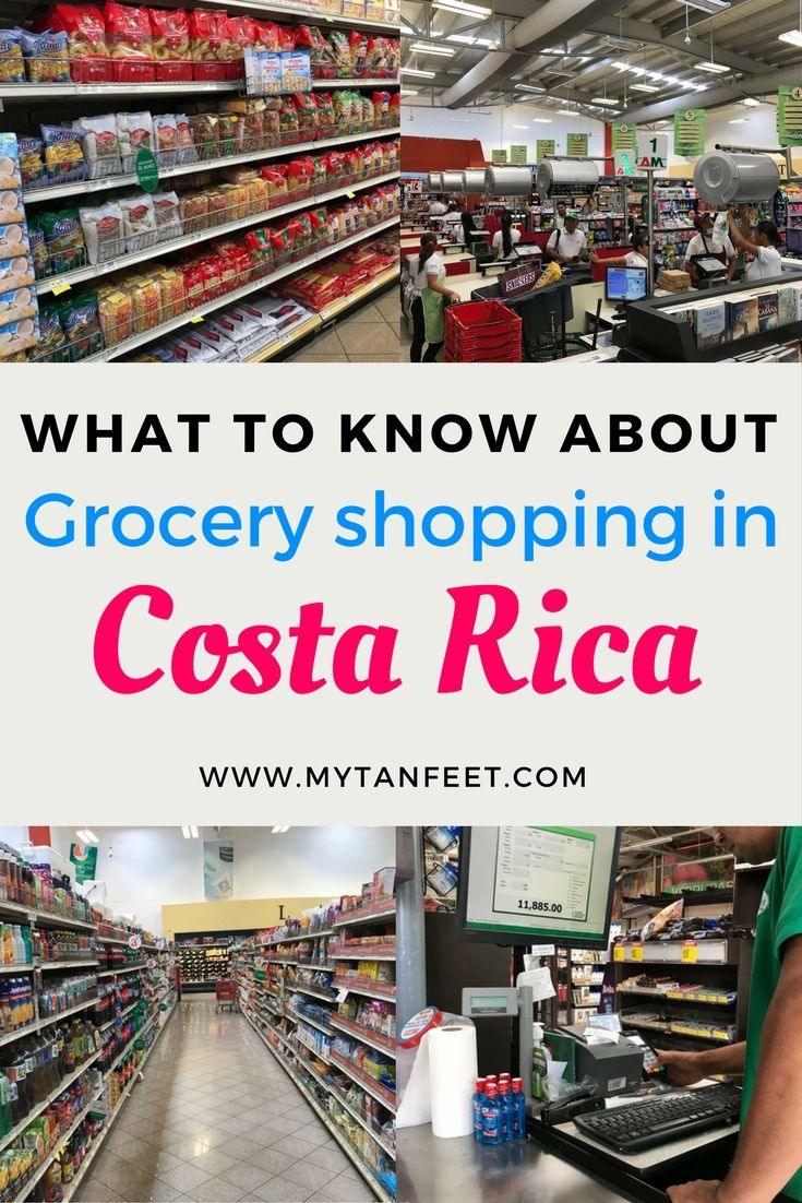 Grocery Stores in Costa Rica: What You Need to Know   Travel