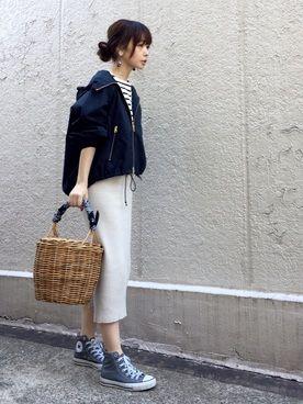 ari☆のコーディネート一覧(272)です。Spick & SpanやDeuxieme Classeを使った私服や着こなしを見ることができます。