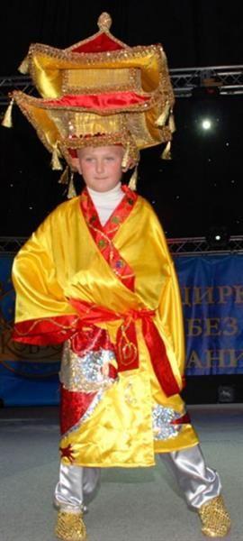 Где купить детский китайский костюм