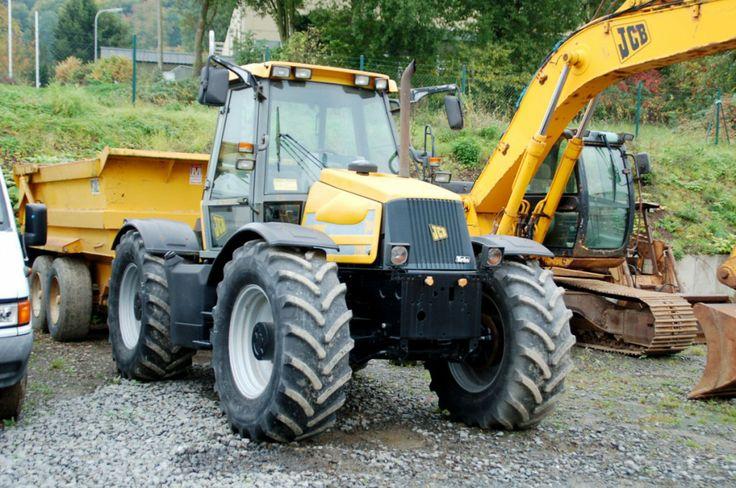 JCB Fastrac 2150 günstig kaufen 15.900,- € netto Bj 1999 #Tractor http://www.ito-germany.de/baumaschinen/angebote/landtechnik-kaufen-verkaufen/traktor-jcb-fastrac-2150-4wd-traktor-gebraucht/ #landmaschinen #johndeere #traktor #auctioneer #auction #maschus #hkl #baumaschinen #jvb #Excavator #sale