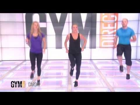 Cardio fitness pour brûler les graisses - Séance minceur - YouTube