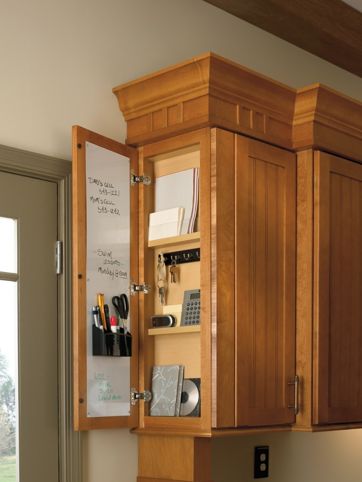 Message Centers For Kitchens