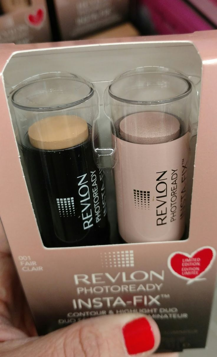 Revlon PhotoReady Insta-Fix Contouring & Highlighting Duo | Spotted! | The Budget Beauty Blog