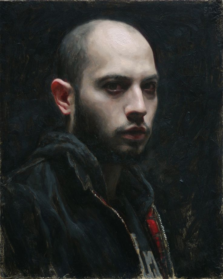 Sean Cheetham - self portrait
