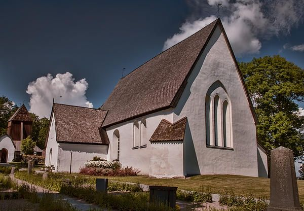 Harkeberga church - Leif Sohlman