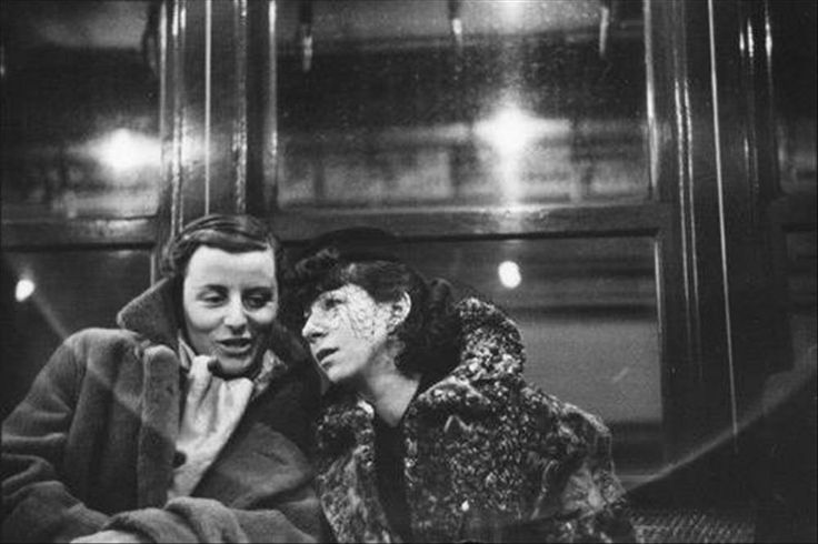 """Walker Evans """"Subway Photographs"""" (1938-1941) - Eugene Eugene - Веб-альбомы Picasa"""