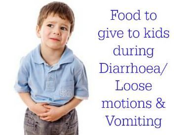 Foods for Toddler with Diarrhea
