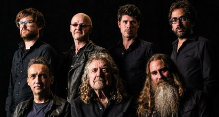 Robert Plant and the Sensational Space Shifters | Palais Theatre