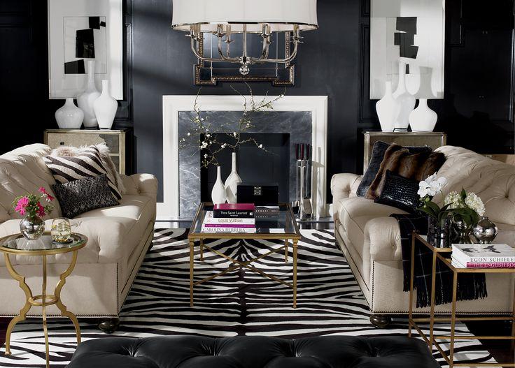 From Ethanallen.com · Wild One Living Room