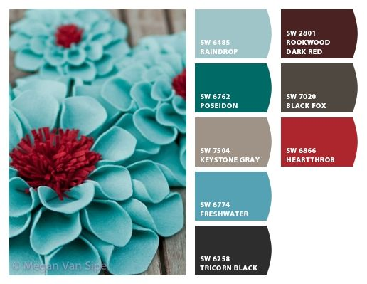 Paint Colors From Chip It By Sherwin Williams Raindrop