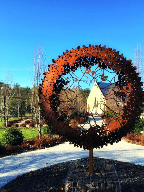 Twelve Stones Restaurant - Pontville Tasmania ~ photo and article for think-tasmania.com ~ #Tasmania #Pontville #heritage # foodie #Hobart #TwelveStones #HotChips #Weddings