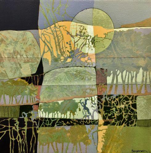 Shoreline Grid | Judith Bergerson / JackPine Studio
