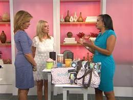 """""""How to make money at home"""" Thirty-One on Today Show.  Join my team to make your dreams come true."""
