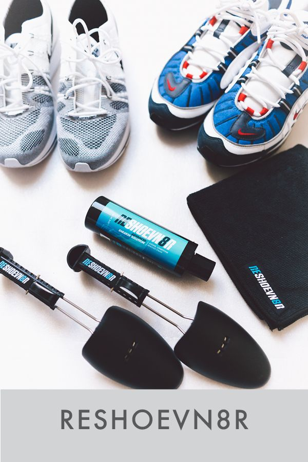 Reshoevn8r One Of A Kind Patented Sneaker Laundry System Works Hard To Clean All Of Your Favorite Sneakers Like Nike Adidas C Sneakers Sneaker Cleaner Shoes