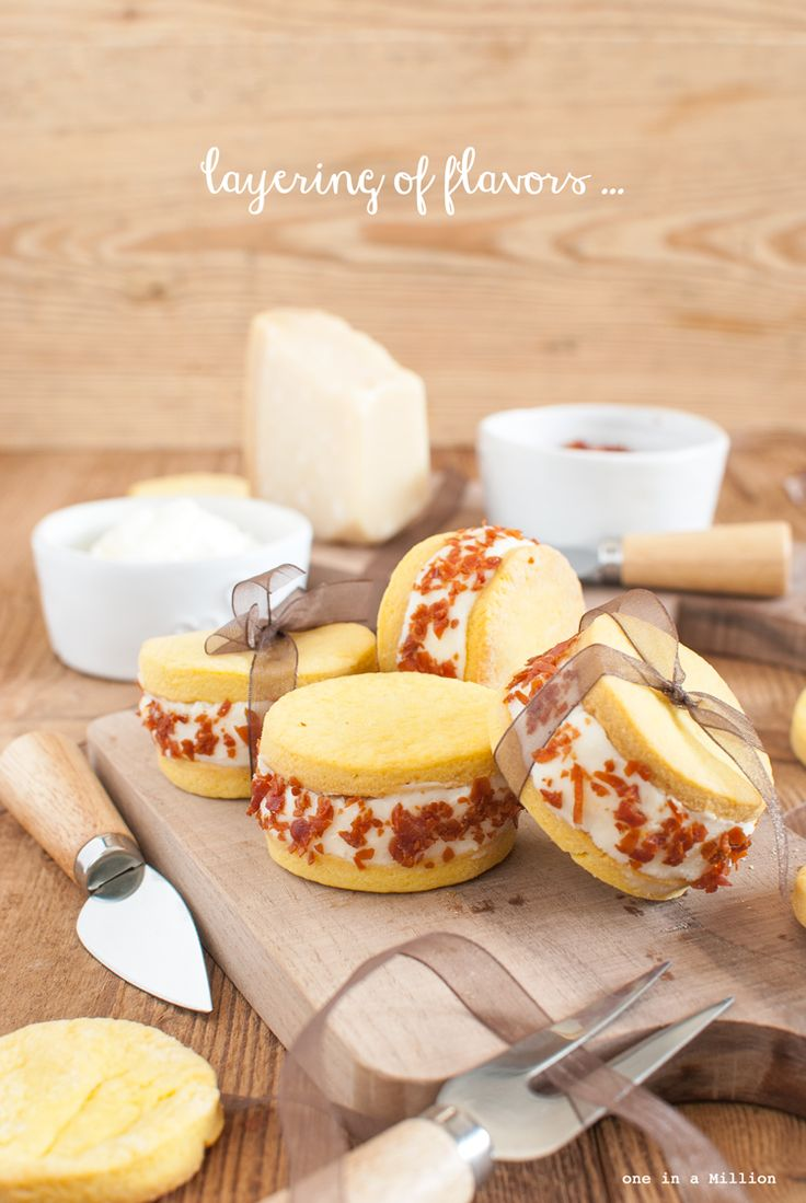 biscotto gelato, parmigiano, zafferano, prosciutto crudo, 4cooking, PRChef2015