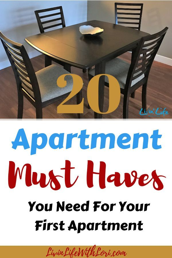 Here Are 20 New Apartment Must Haves You Will Need In Your First Firstapartment Musthavesfirstapartment Newapartment Musthaves
