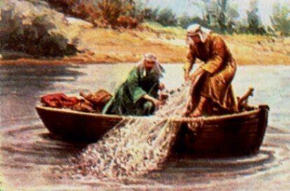 Lectio divina: Lectio divina del 31 de Julio de 2014 Mateo 13,47-53