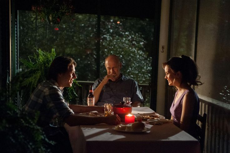 Still of Gerald McRaney and Luke Bracey in The Best of Me (2014) http://www.movpins.com/dHQxOTcyNzc5/the-best-of-me-(2014)/still-3213608192