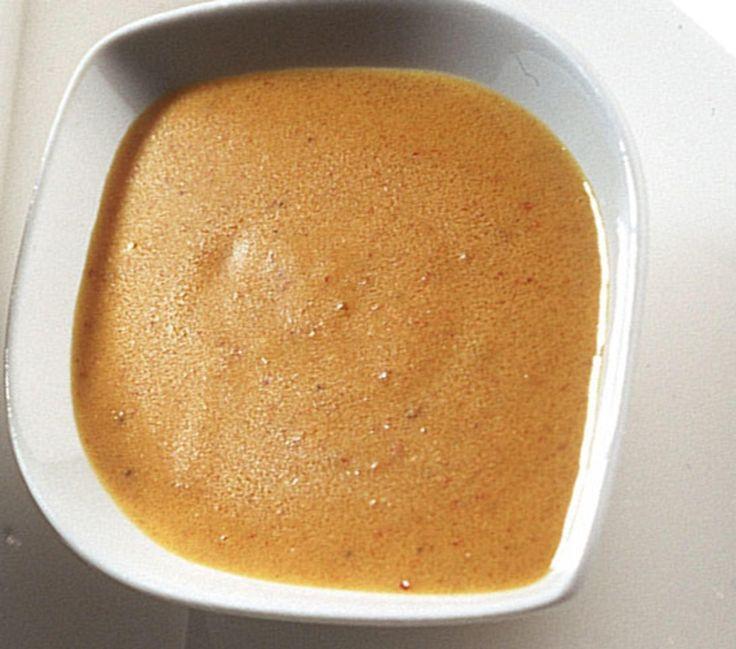 Peanøttsaus (satay-saus)