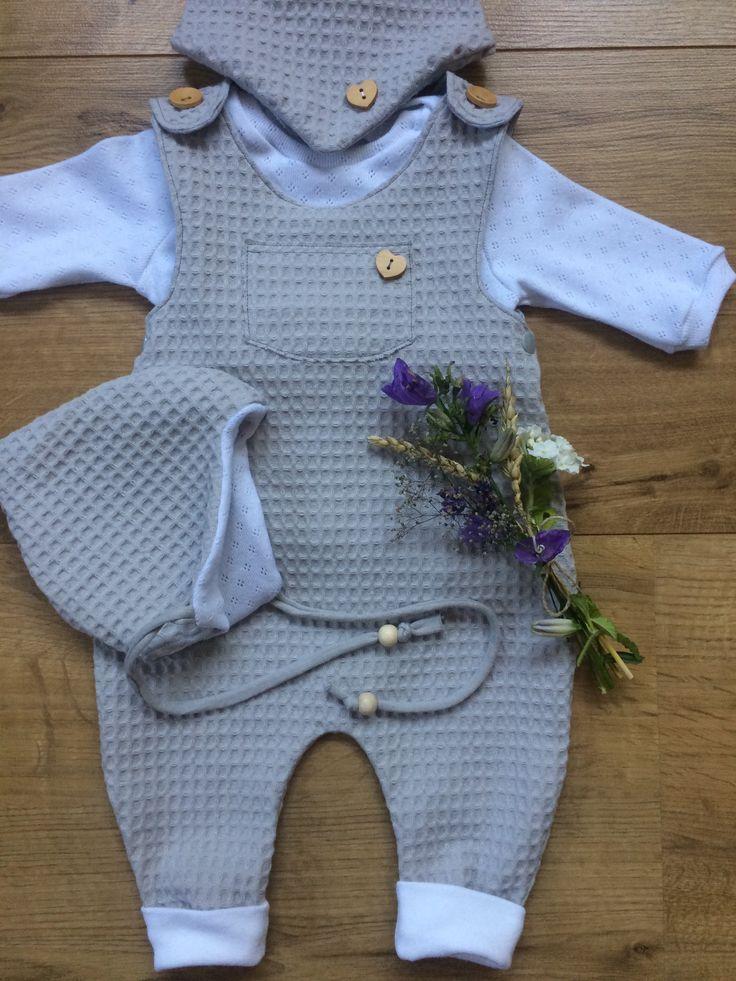 Waffelpique Romper Le post Waffelpique Romper est apparu en premier sur Kids M …   – Babykleidung
