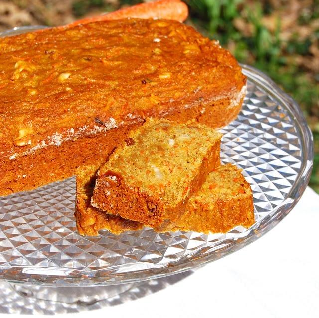 Low Fat Carrot Bread 86