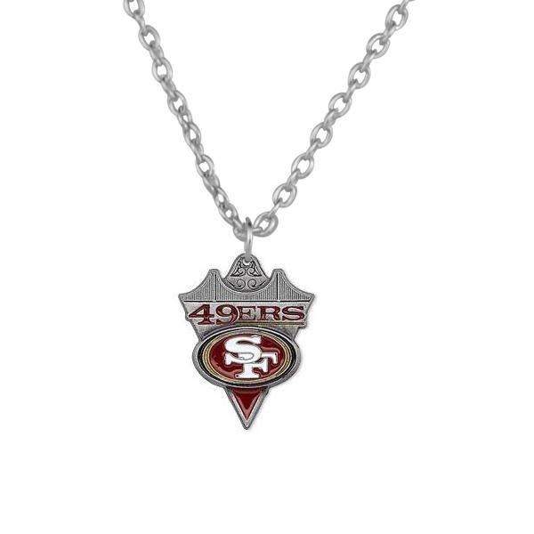 NFC Teams NFL Pendant Necklace