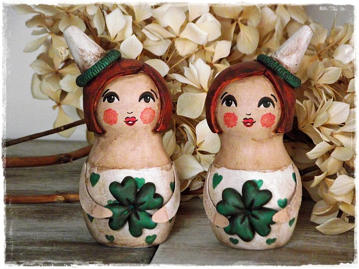 St Patrick's Day Petite Whimsies