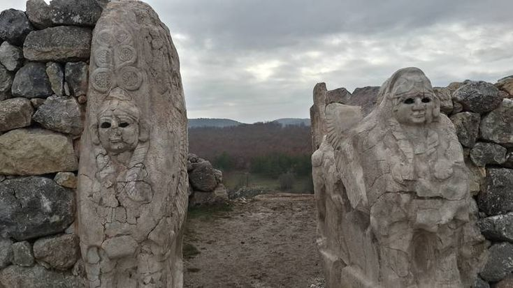 Explore the land of one of the most powerful empire Hittite's land...