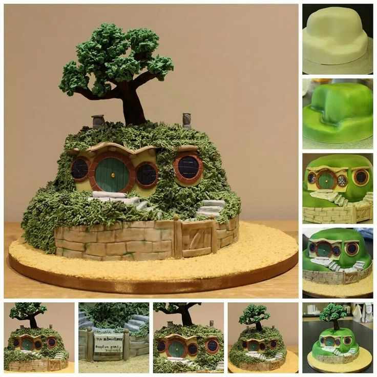 1000+ Images About Tolkien Cakes On Pinterest