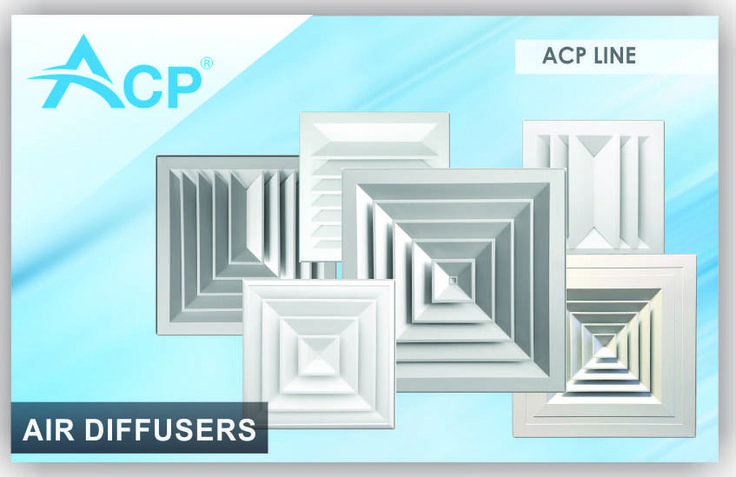 ACP AIR DIFFUSERS