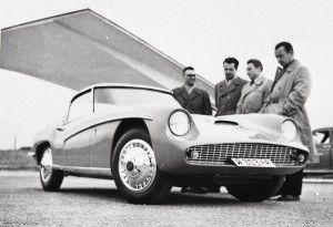 Syrena Sport 1959