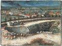 Vincent van Gogh: Outskirts of Paris near Montmartre