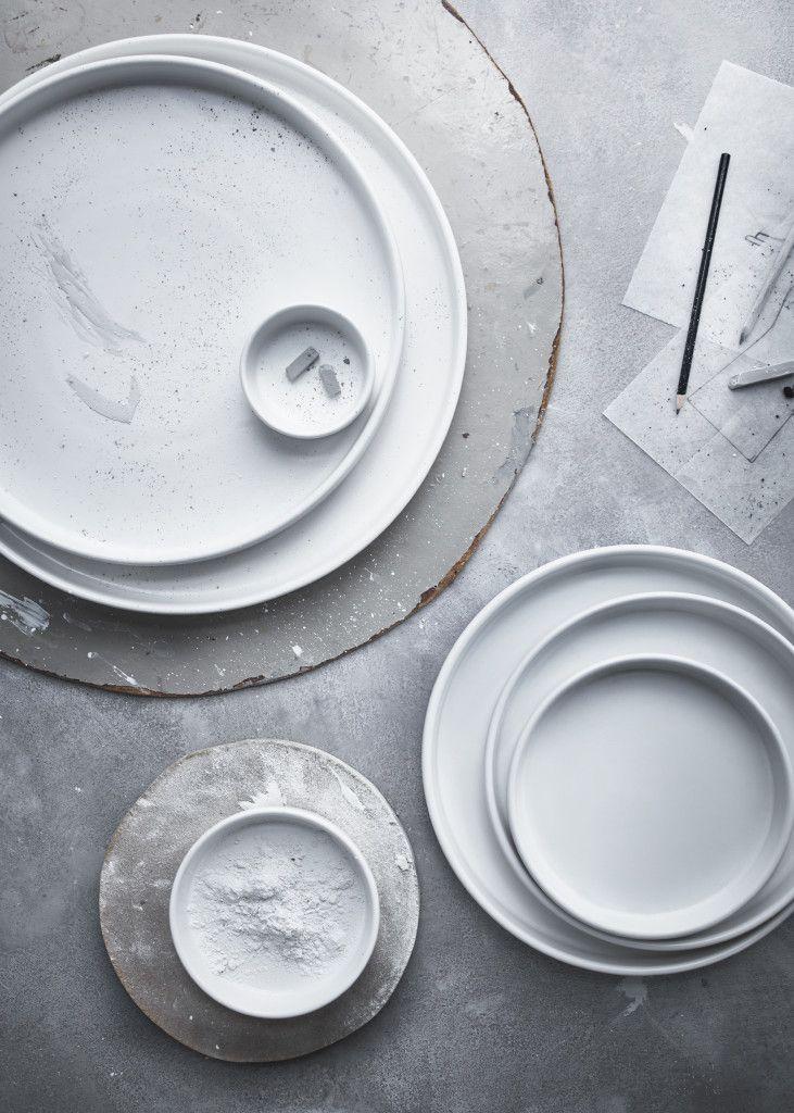 ingegerd råman viktigt collection plates for ikea