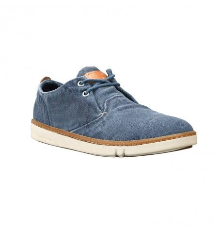 Soldes - Timberland 5110R - Hookset Handcraft Fabric Oxford Homme