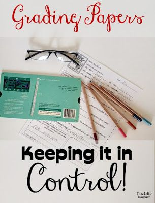 25+ best ideas about Grading papers on Pinterest | Homework turn ...