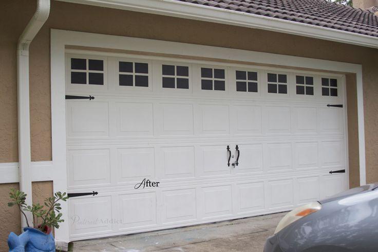 17 Best Ideas About Garage Door Hardware On Pinterest