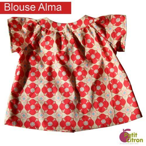 Blouse Alma